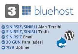BlueHost Nasıl? Bluehost Hakkında Merak Edilenler