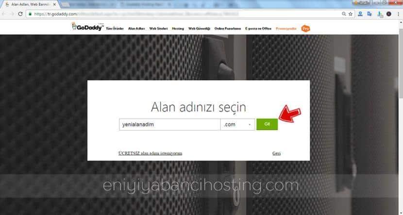 Site nasıl kurulur - domain alımı