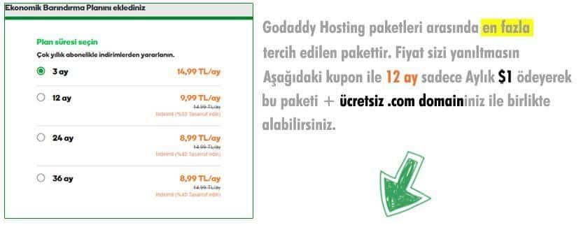 godaddy-ekonomik-hosting
