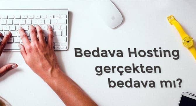 bedava hosting