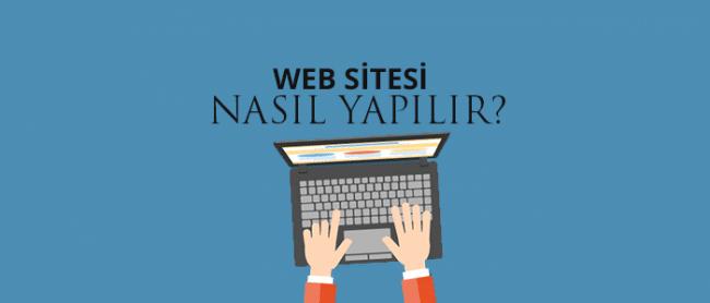 Nasıl Web Sitesi Yapılır?
